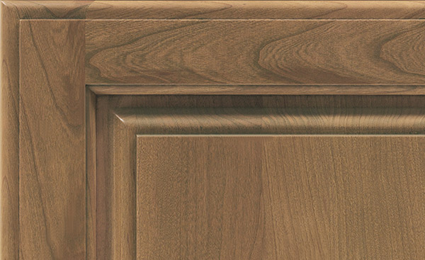Gunny cabinet finish on Cherry