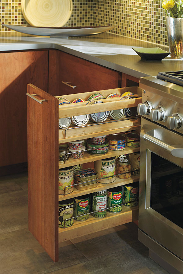Base Spice Pull Out Cabinet