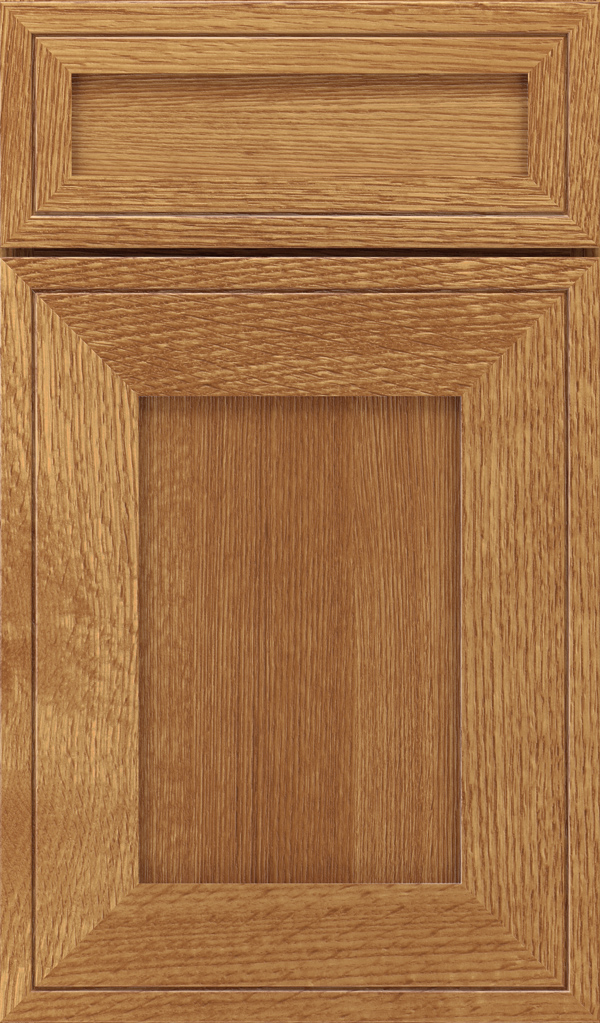 airedale_5pc_quatersawn_oak_shaker_style_cabinet_door_wheatfield