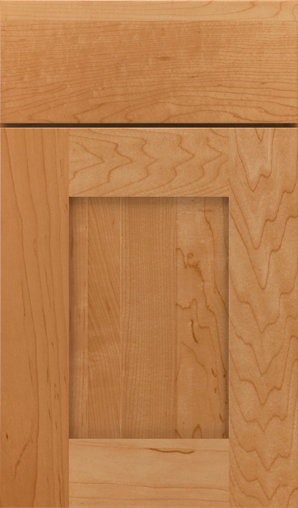 Artisan Maple Shaker Cabinet Door in Wheatfield