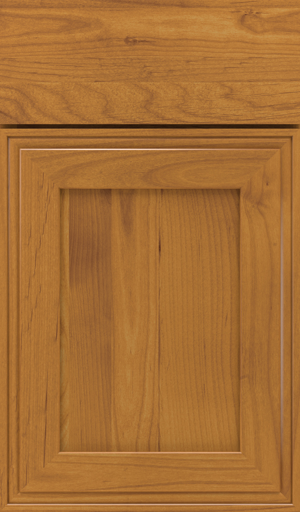 Daladier Alder Recessed Panel Cabinet Door in Pheasant