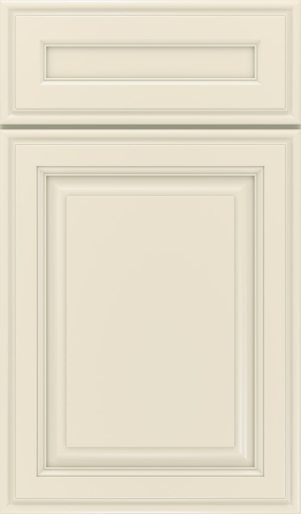 Galleria 5-Piece Maple Raised Panel Cabinet Door in Chantille