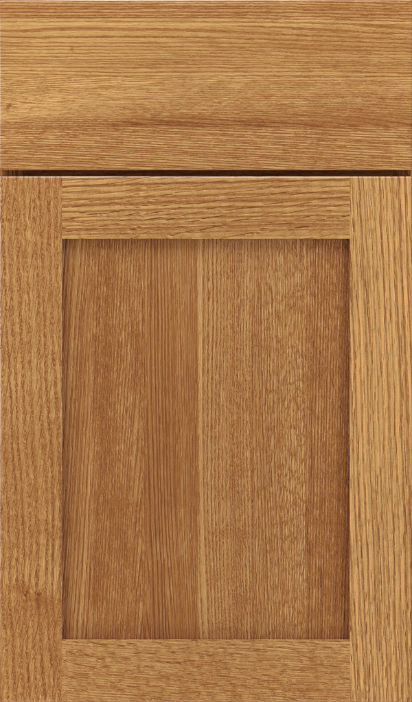 harmony_quartersawn_oak_shaker_cabinet_door_wheatfield