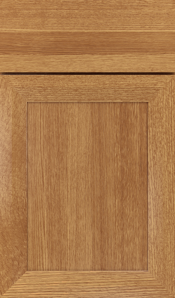 modesto_quartersawn_oak_recessed_panel_cabinet_door_wheatfield