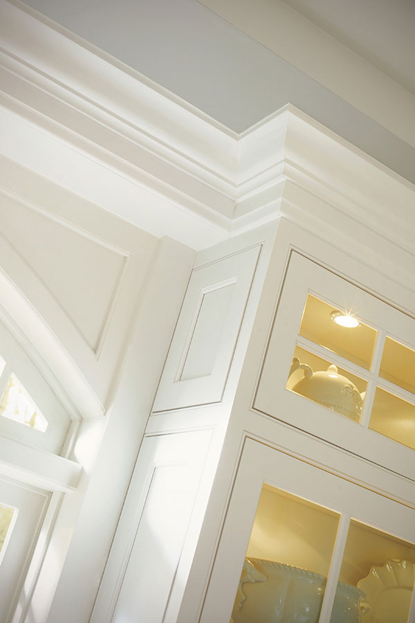 Stacked Crown Moulding