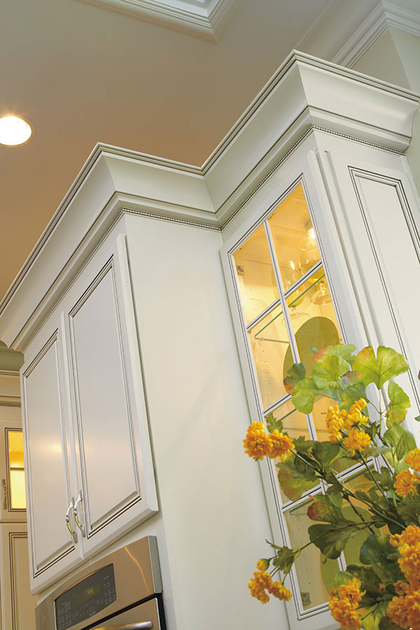 Tall Cornice Crown Moulding